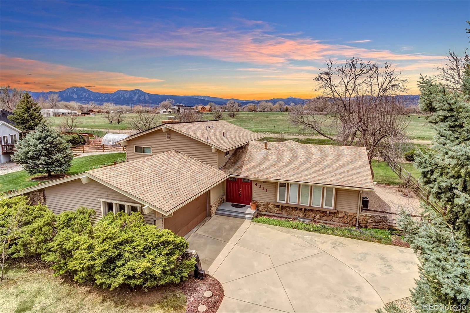 4311  Carter Trail, Boulder, CO 80301 - #: 2197128