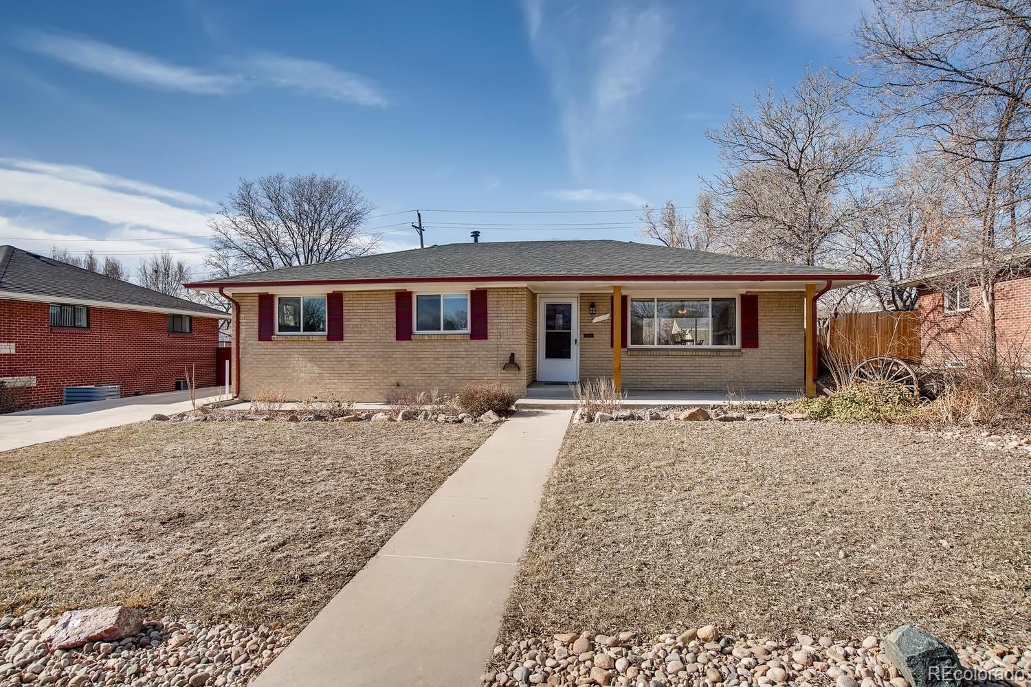 6175  Brentwood Street, Arvada, CO 80004 - #: 4899128