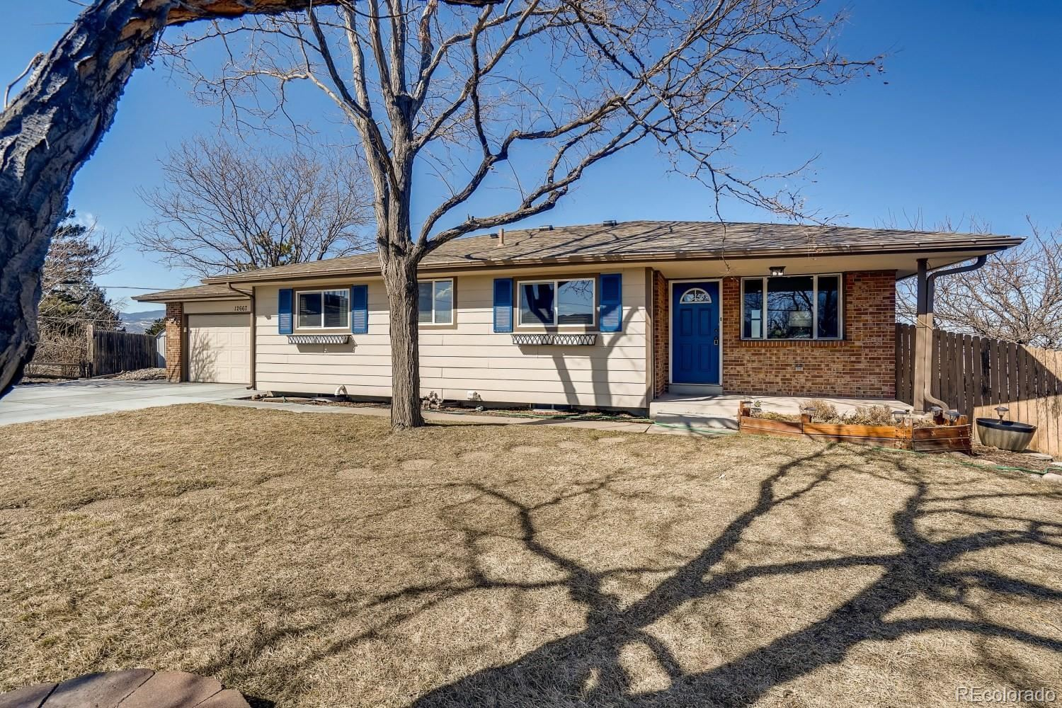 12667 W 6th Place, Lakewood, CO 80401 - #: 5480130