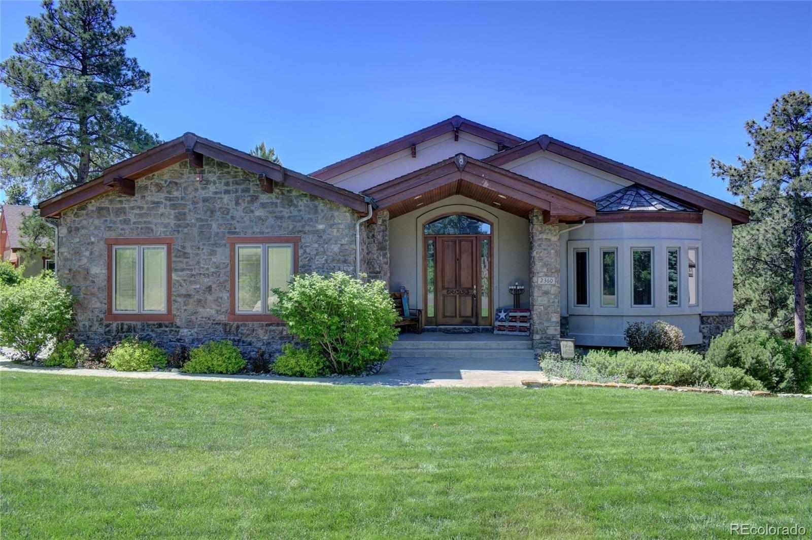 2360 Oak Vista Court, Castle Rock, CO 80104 - MLS#: 8377132