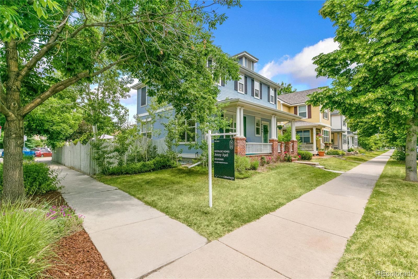 Photo of 4599 W 36th Avenue, Denver, CO 80212 (MLS # 8610132)