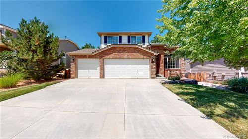 Photo of 1238 Berganot Trail, Castle Pines, CO 80108 (MLS # 9534133)