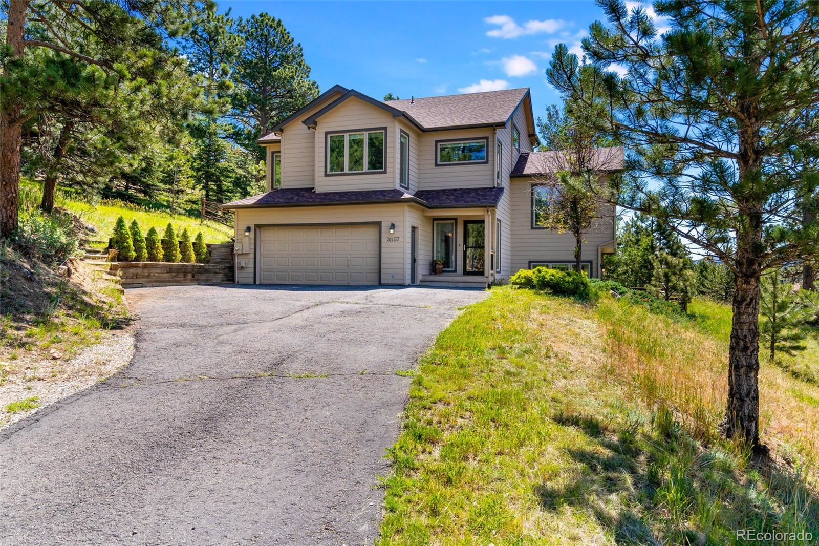 31157 Lewis Ridge Road, Evergreen, CO 80439 - #: 3148133