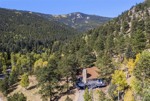 55 Aspen Place, Evergreen, CO 80439 - #: 6484133