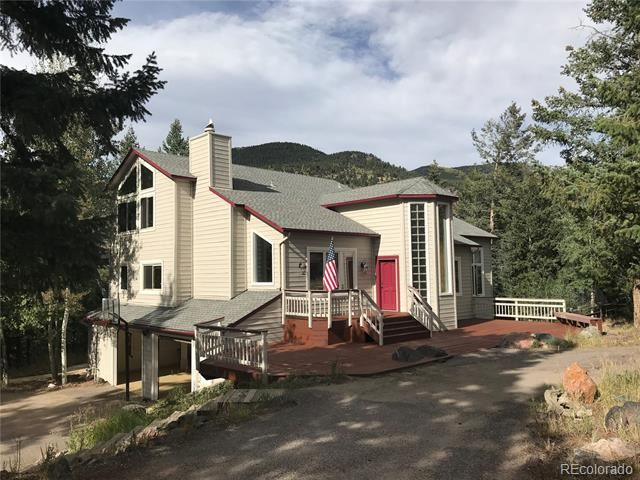 846 Circle K Ranch Road, Evergreen, CO 80439 - #: 1912134