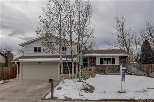 Photo of 8714 West Swarthmore Place, Littleton, CO 80123 (MLS # 4754135)