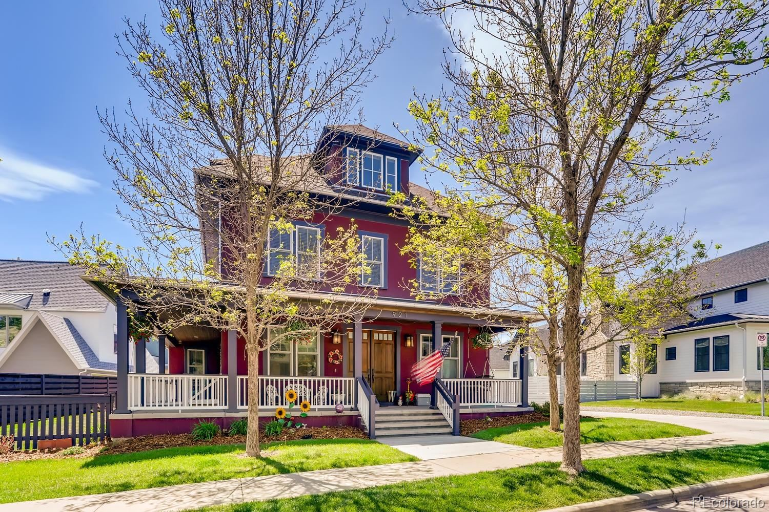 921  Neon Forest Circle, Longmont, CO 80504 - #: 8227135