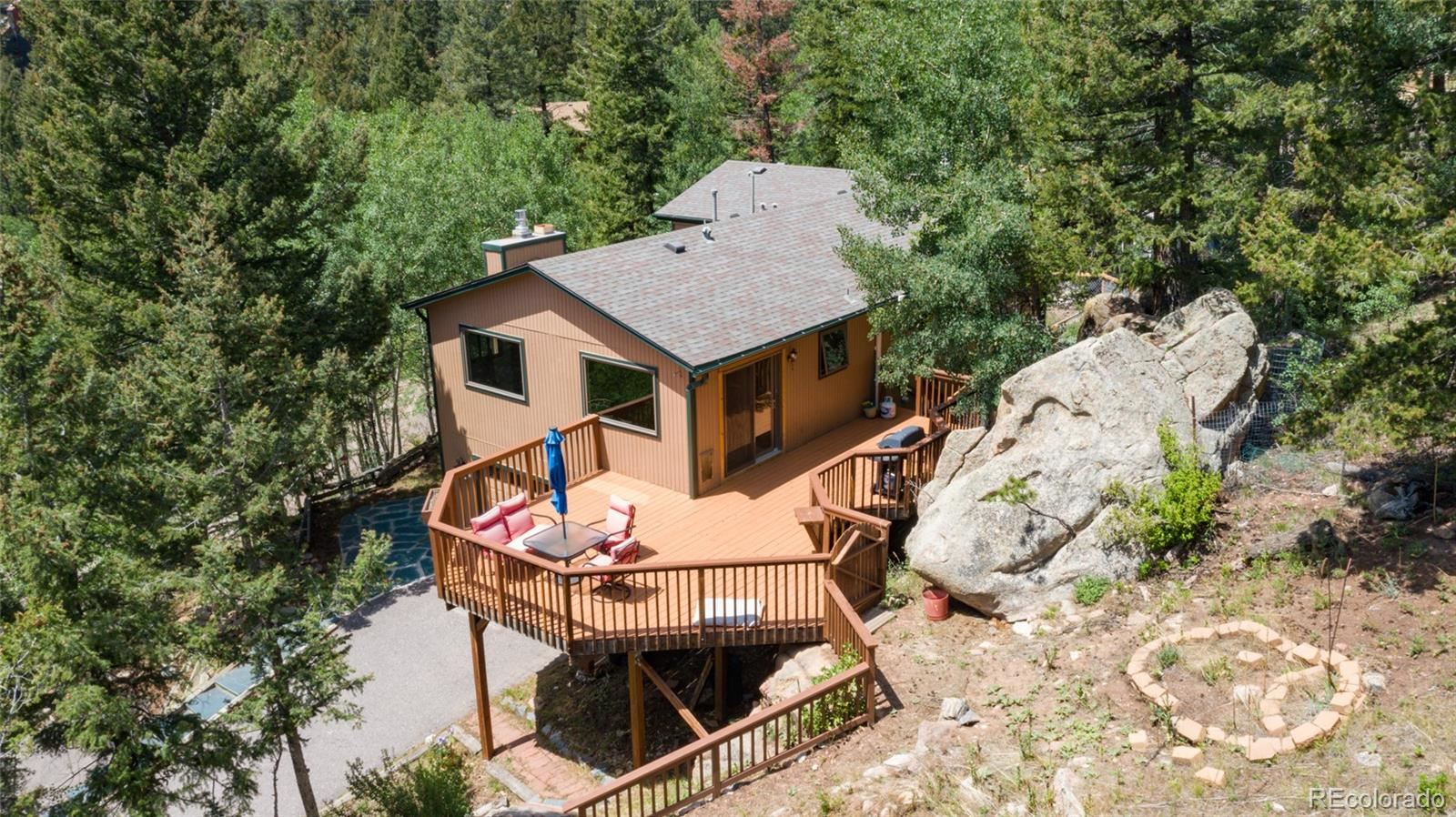 31478 Kings Valley W, Conifer, CO 80433 - #: 8599136