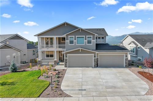 Photo of 16456 Florawood Place, Monument, CO 80132 (MLS # 5243137)