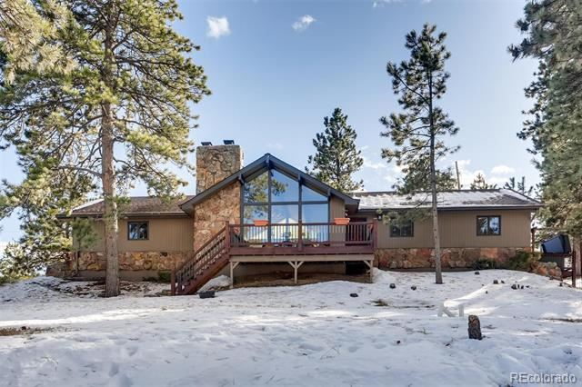 5455  Hazel Road, Evergreen, CO 80439 - #: 4476137