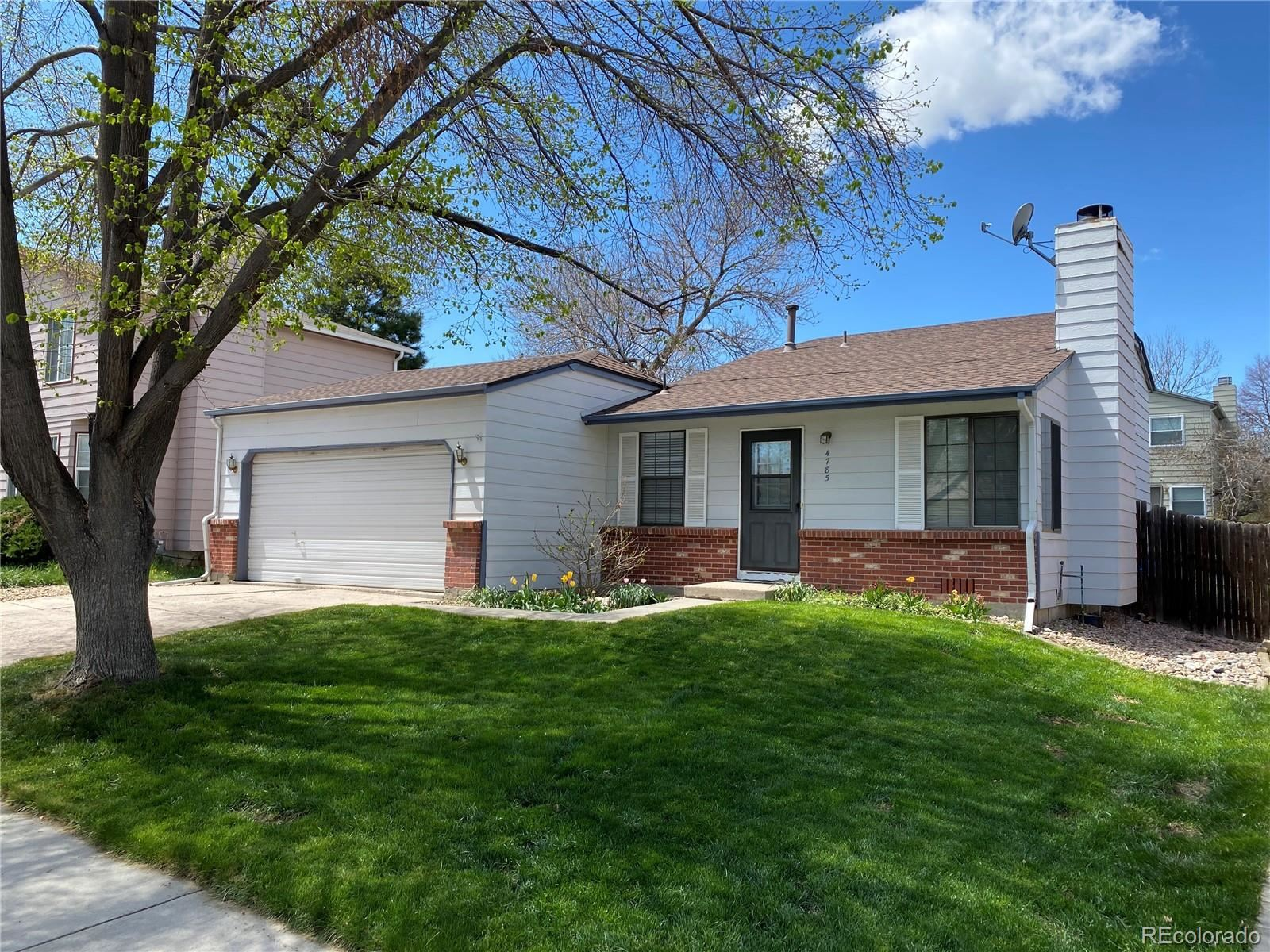 4785 S Pagosa Way, Aurora, CO 80015 - #: 5935137