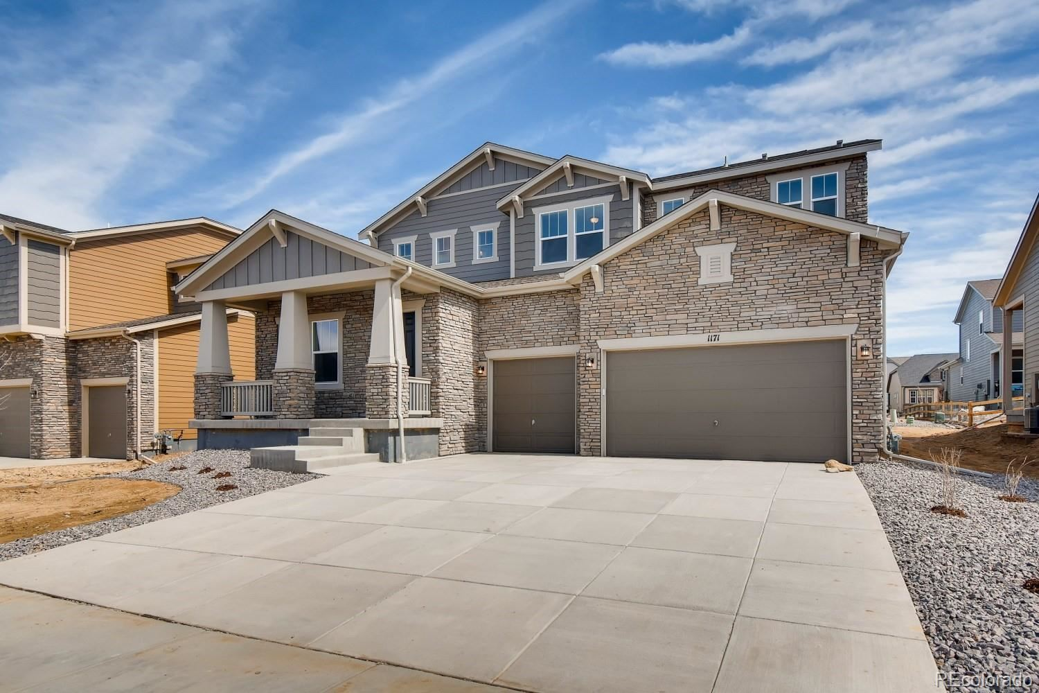1171 Sandstone Circle, Erie, CO 80516 - #: 8061138