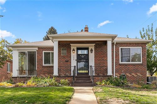 Photo of 799 Leyden Street, Denver, CO 80220 (MLS # 2625139)
