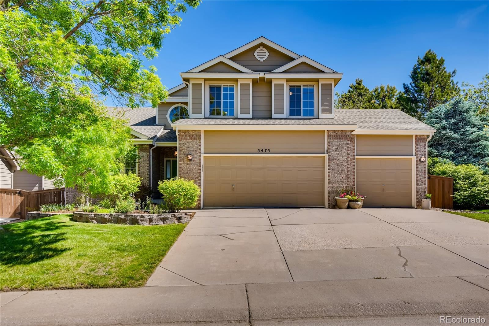 5475  Knoll Place, Highlands Ranch, CO 80130 - #: 1556139