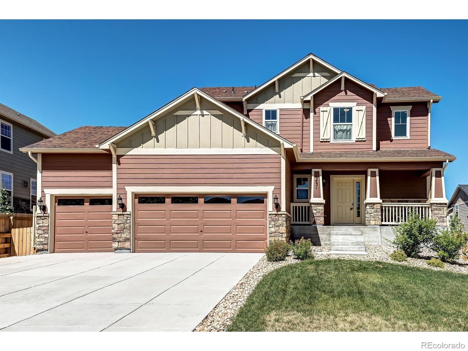 6431 S Ider Street, Aurora, CO 80016 - #: 4316139