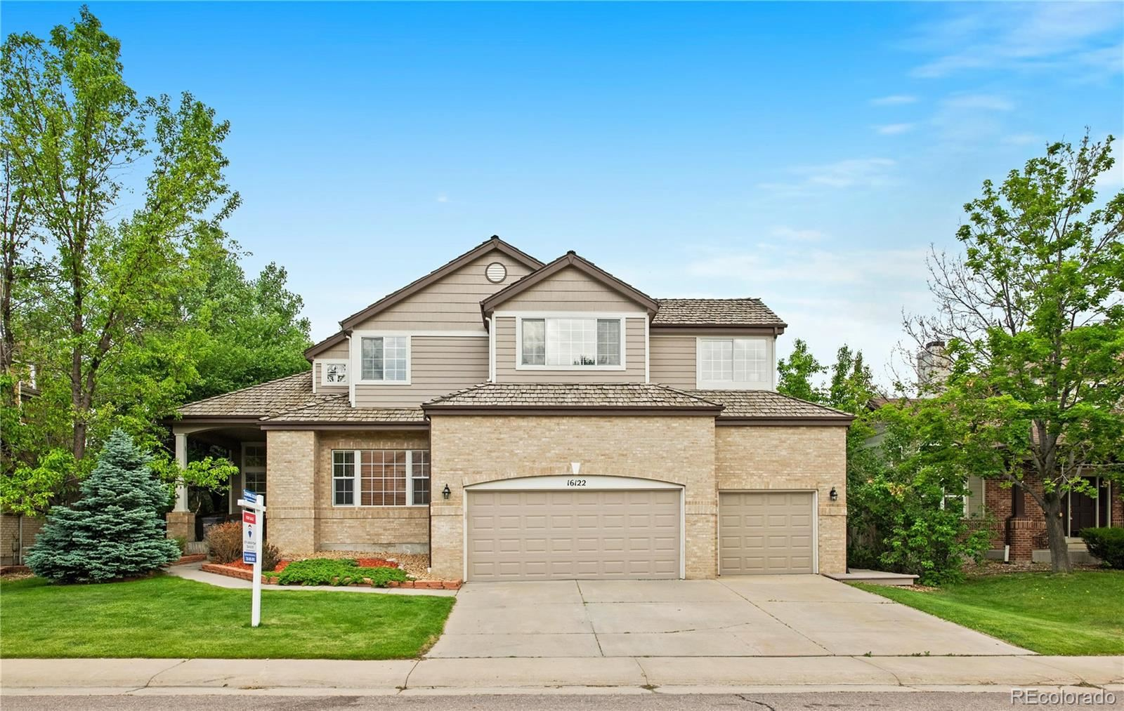 16122  Hollyridge Drive, Parker, CO 80134 - #: 7991139