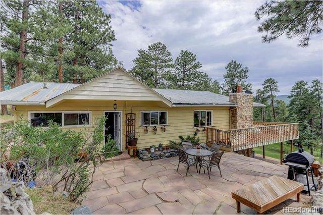 4881 South Amaro Drive, Evergreen, CO 80439 - #: 8072139