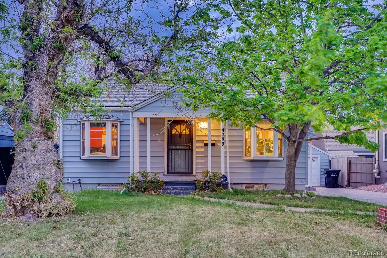 4489 E Florida Avenue, Denver, CO 80222 - #: 9911139