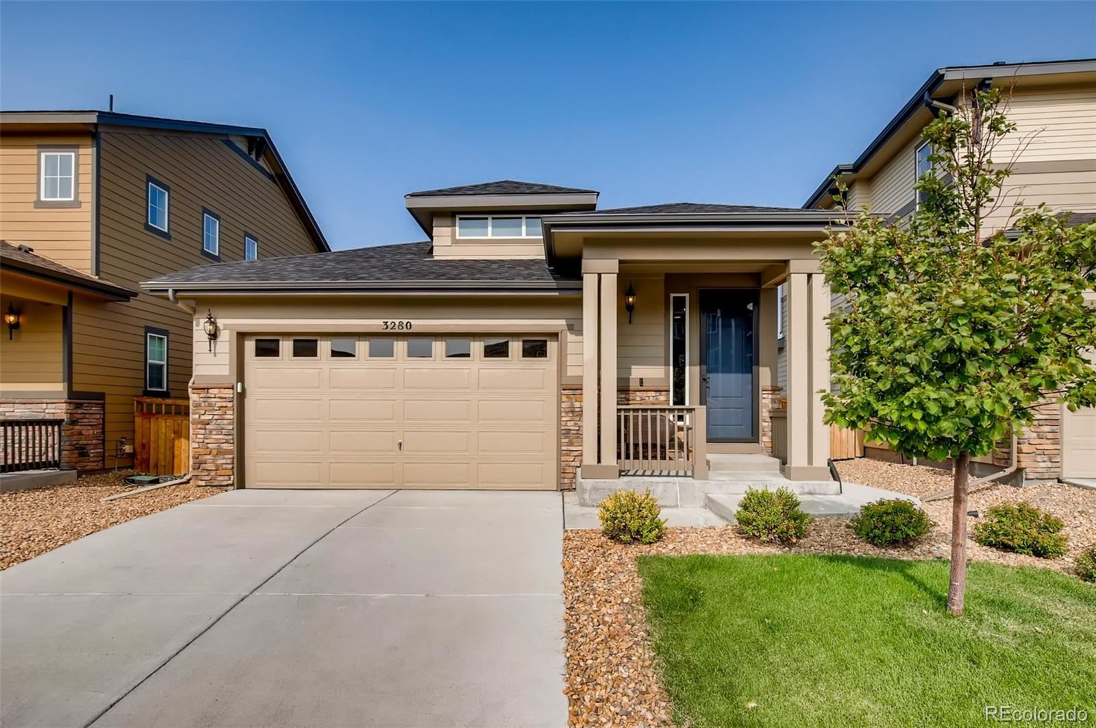 3280 Youngheart Way, Castle Rock, CO 80109 - #: 7378140