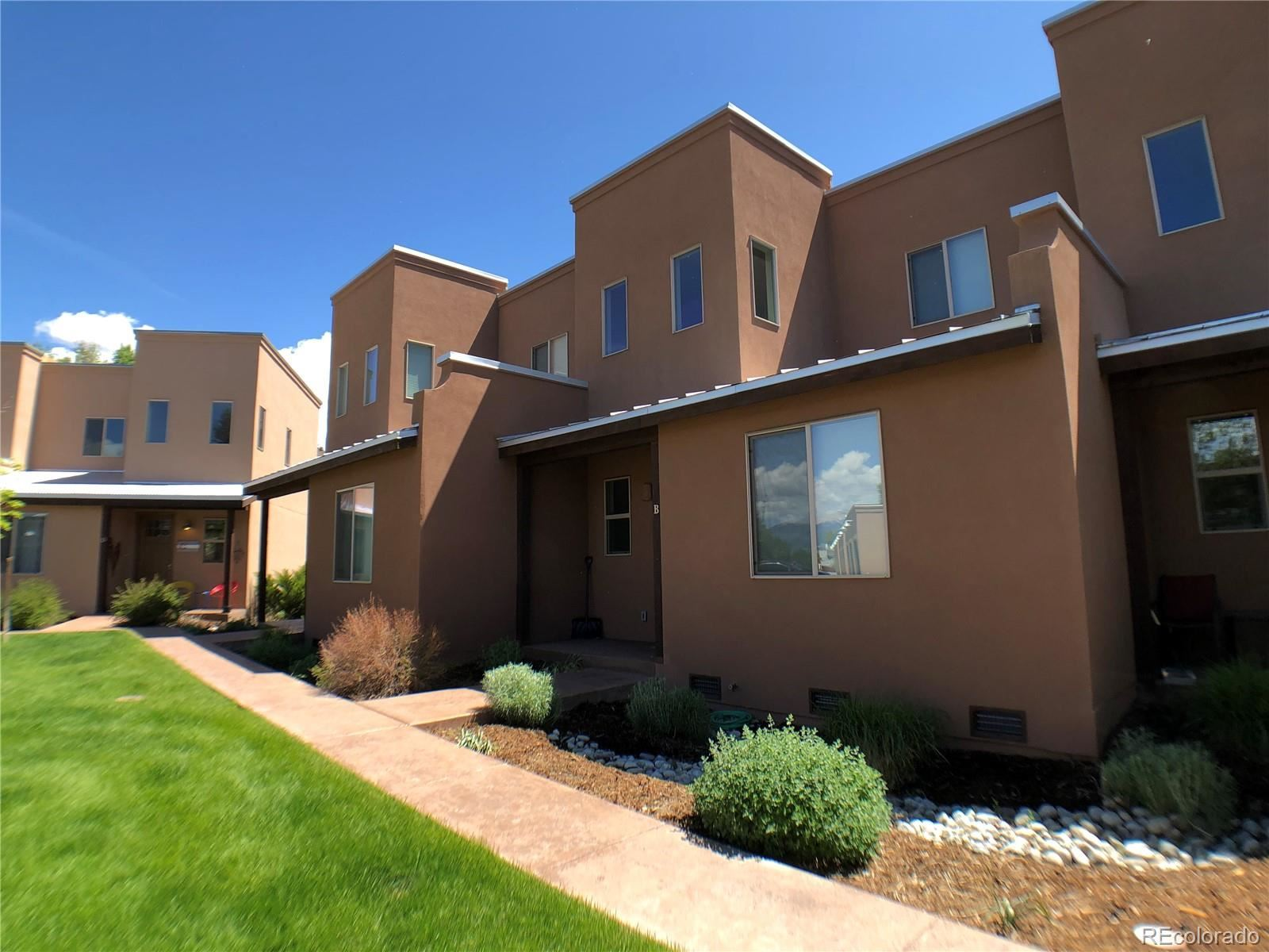 402 E Sackett Avenue  B #B, Salida, CO 81201 - #: 8218141