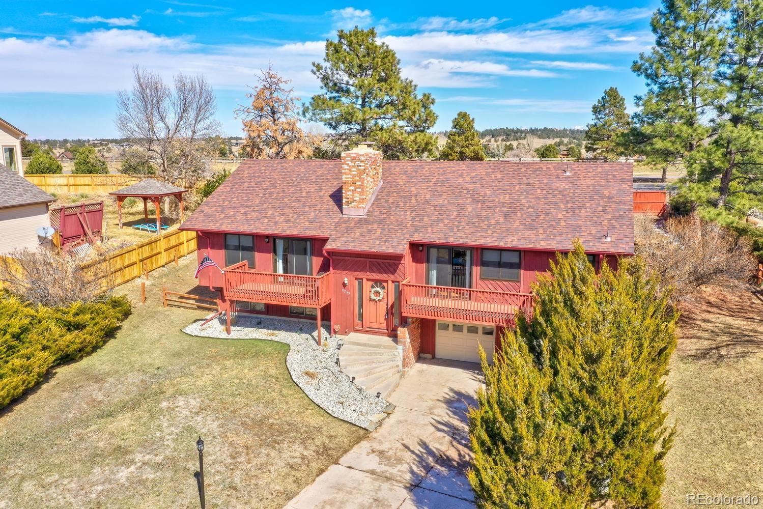 8259  Carriage Lane, Parker, CO 80134 - #: 6986142