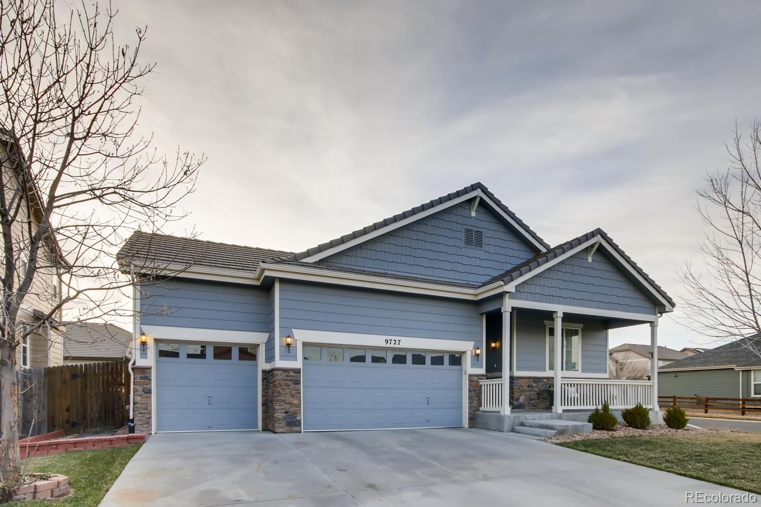 9727  Olathe Street, Commerce City, CO 80022 - #: 3376144