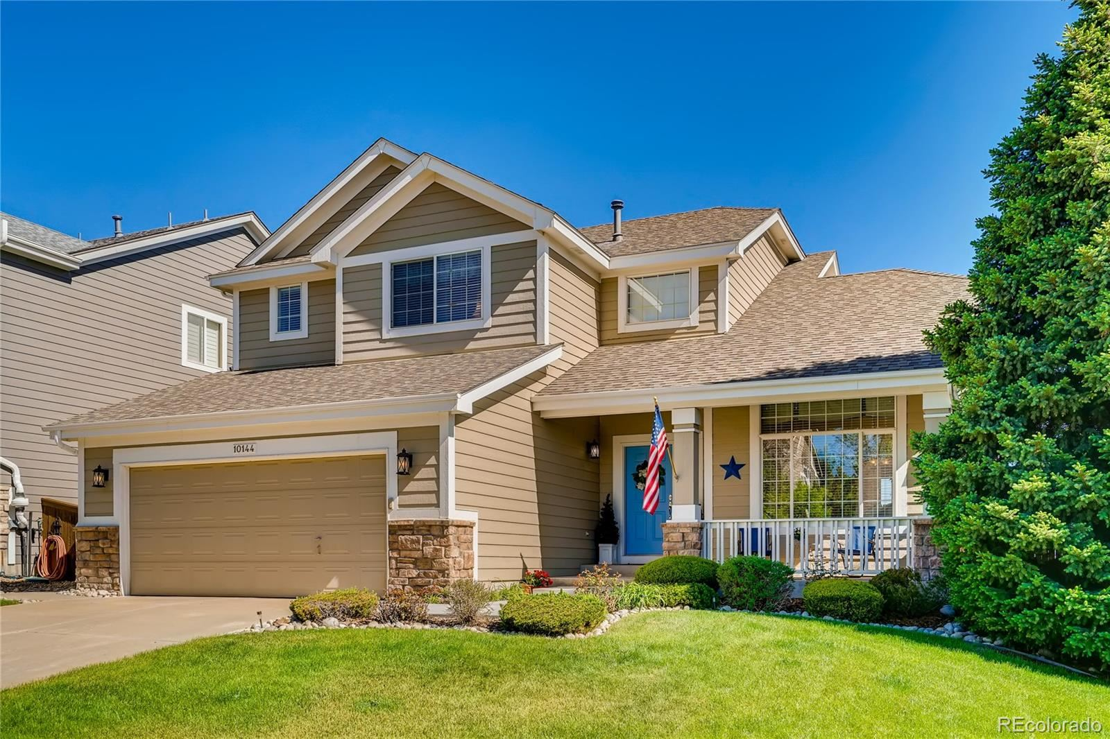 10144  Nickolas Avenue, Highlands Ranch, CO 80130 - #: 7875144