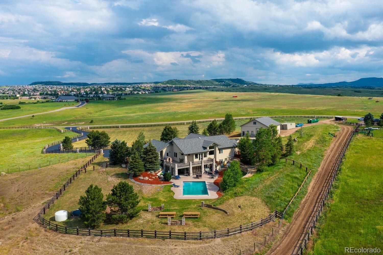 Photo of 2275 Sally Lane, Castle Rock, CO 80109 (MLS # 4013145)