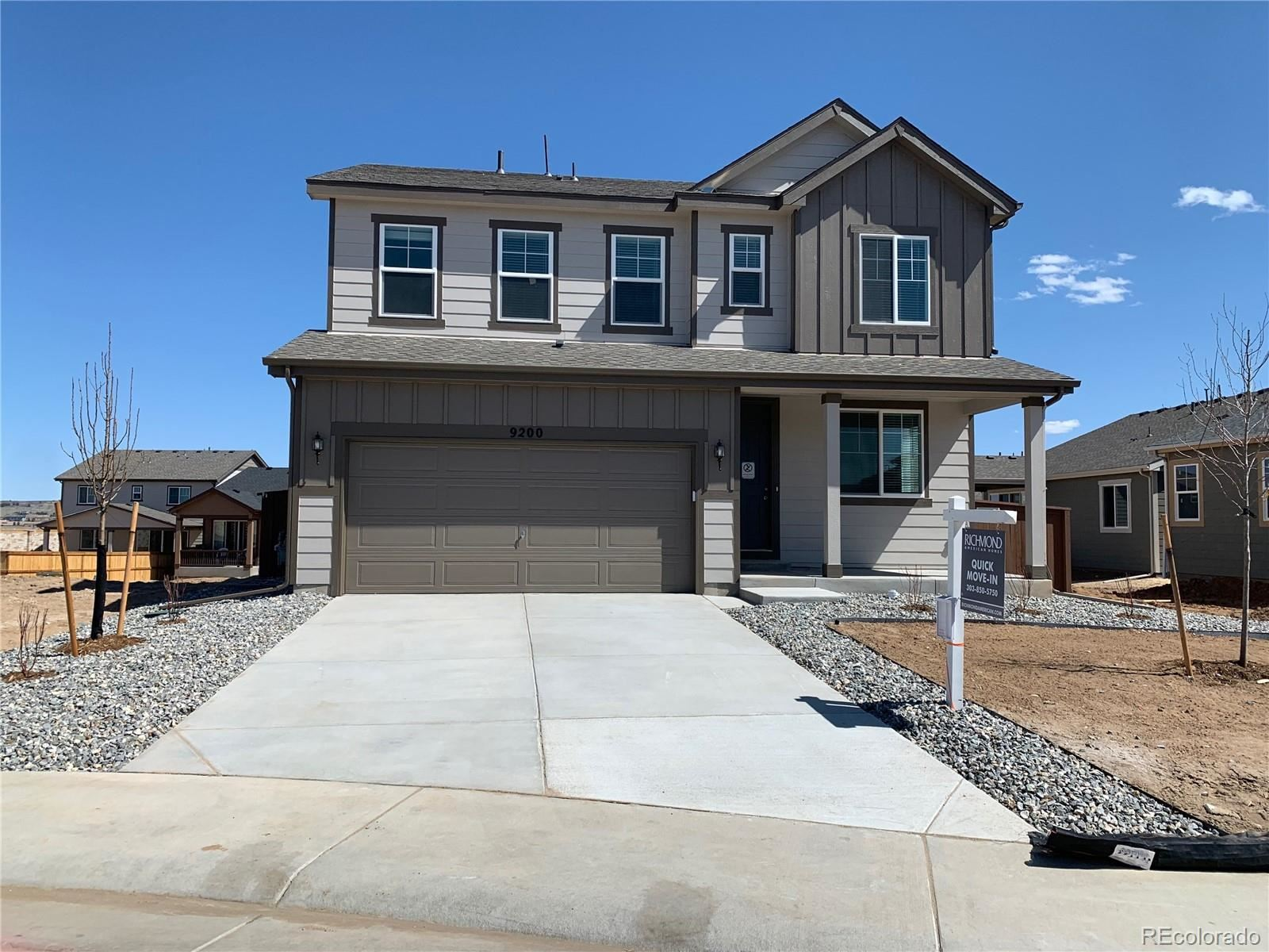 9200  Norway Court, Parker, CO 80134 - #: 4747145