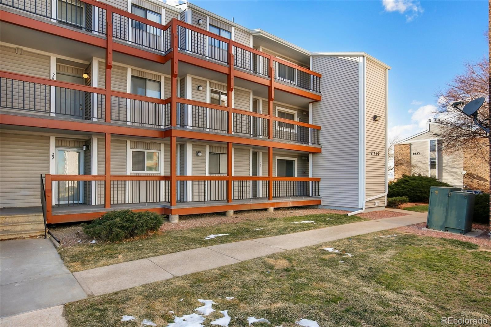 2715 W 86th Avenue  24 #24, Westminster, CO 80031 - MLS#: 5560145