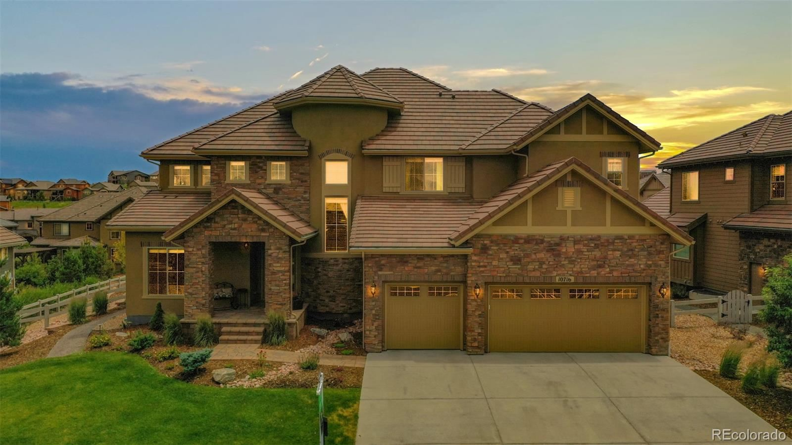10716  Backcountry Drive, Highlands Ranch, CO 80126 - #: 2124147