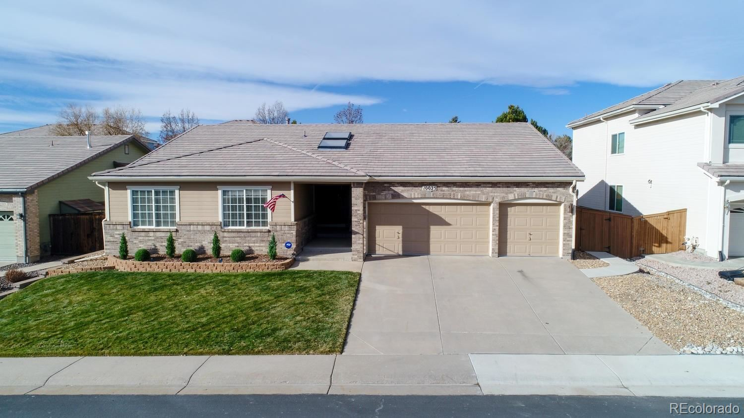 10025  Ridgefield Lane, Highlands Ranch, CO 80126 - #: 9100147