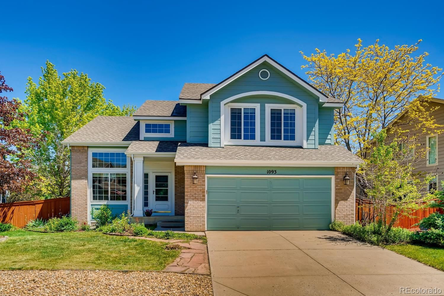 1093  English Sparrow Trail, Highlands Ranch, CO 80129 - #: 6000148