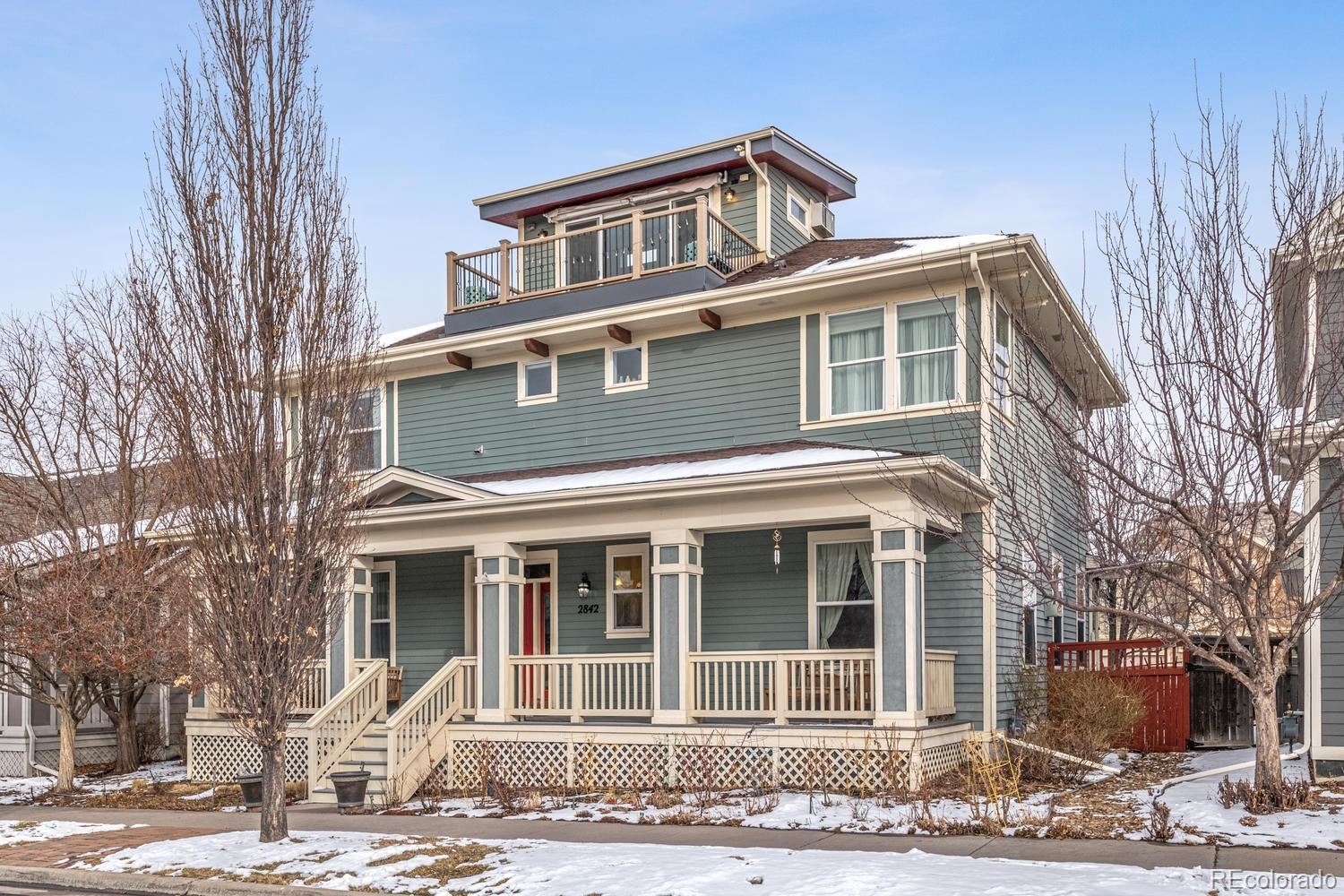 2842  Xenia Street, Denver, CO 80238 - #: 7025148