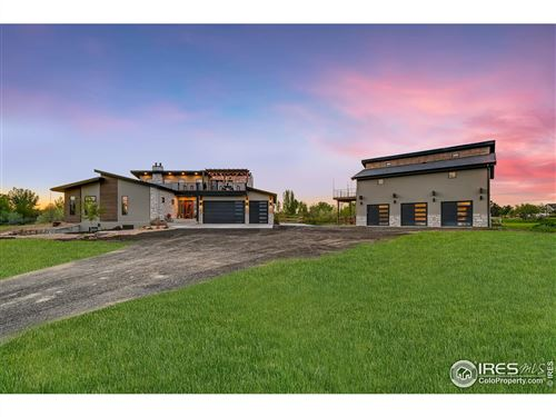 Photo of 600 Dragon Canyon Road, Fort Collins, CO 80524 (MLS # IR942149)