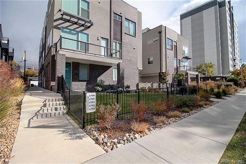 Photo of 1758 N Williams Street, Denver, CO 80218 (MLS # 2801150)