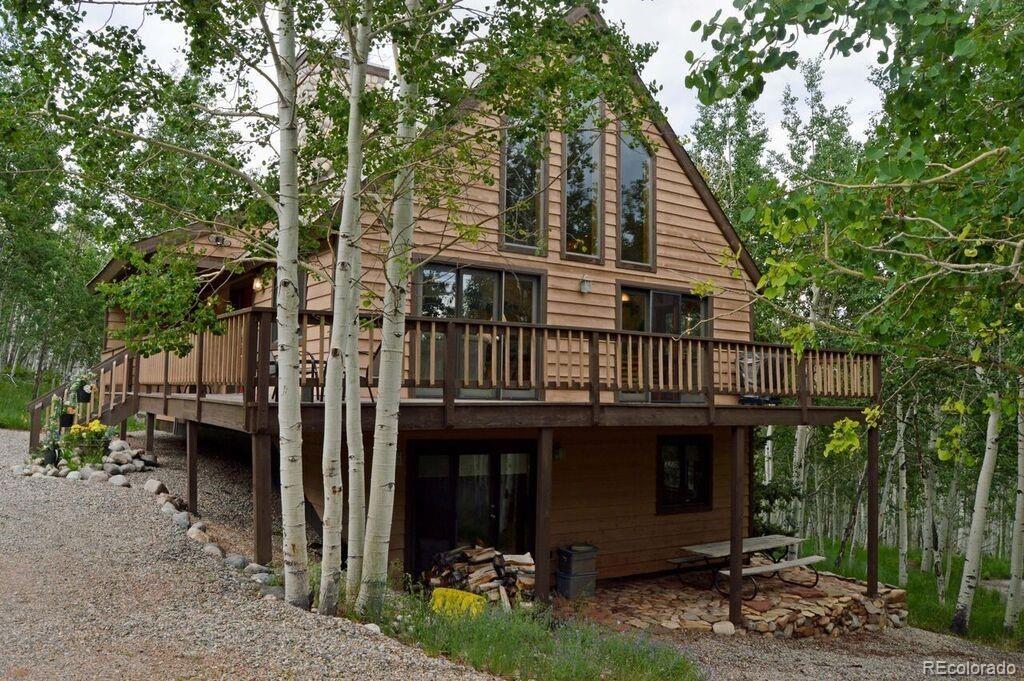 123  Lumber Jack Road, Fairplay, CO 80440 - #: 3371150