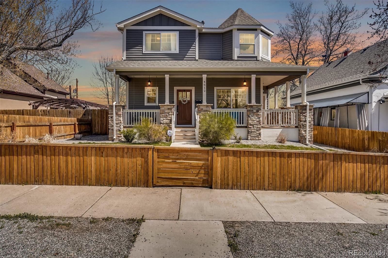 4612 Elm Court, Denver, CO 80211 - #: 2277151