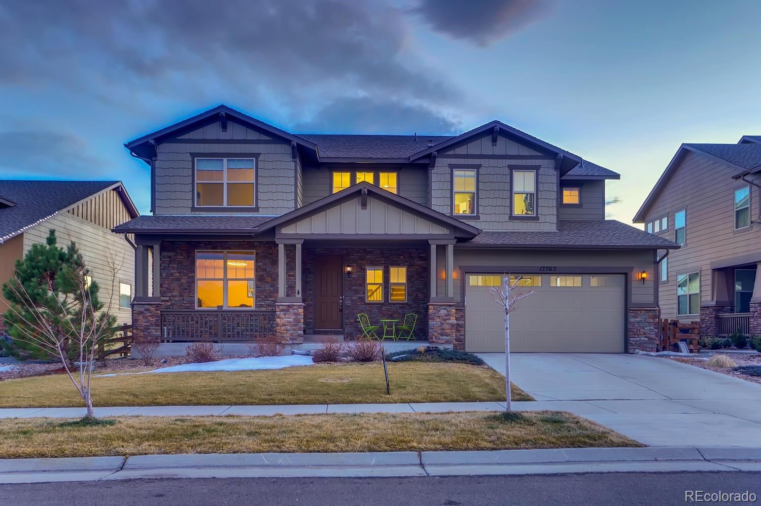 17762 W 83rd Place, Arvada, CO 80007 - #: 4767152