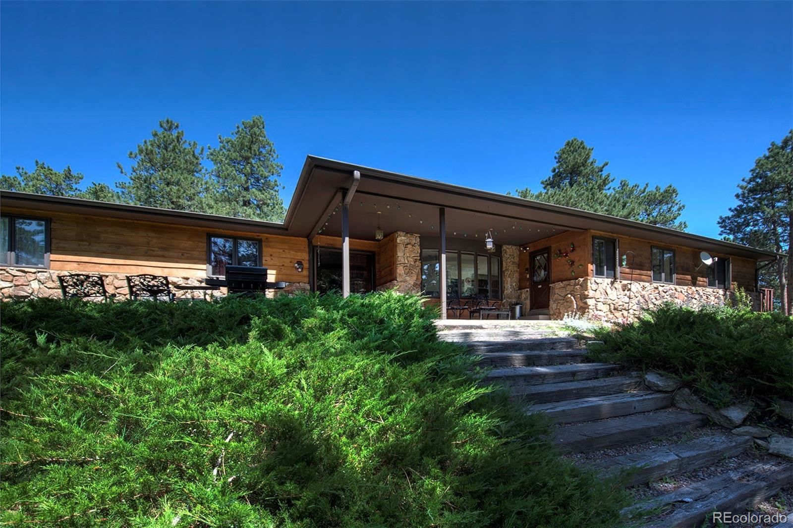 32991  Buffalo Creek Road, Evergreen, CO 80439 - #: 7224152