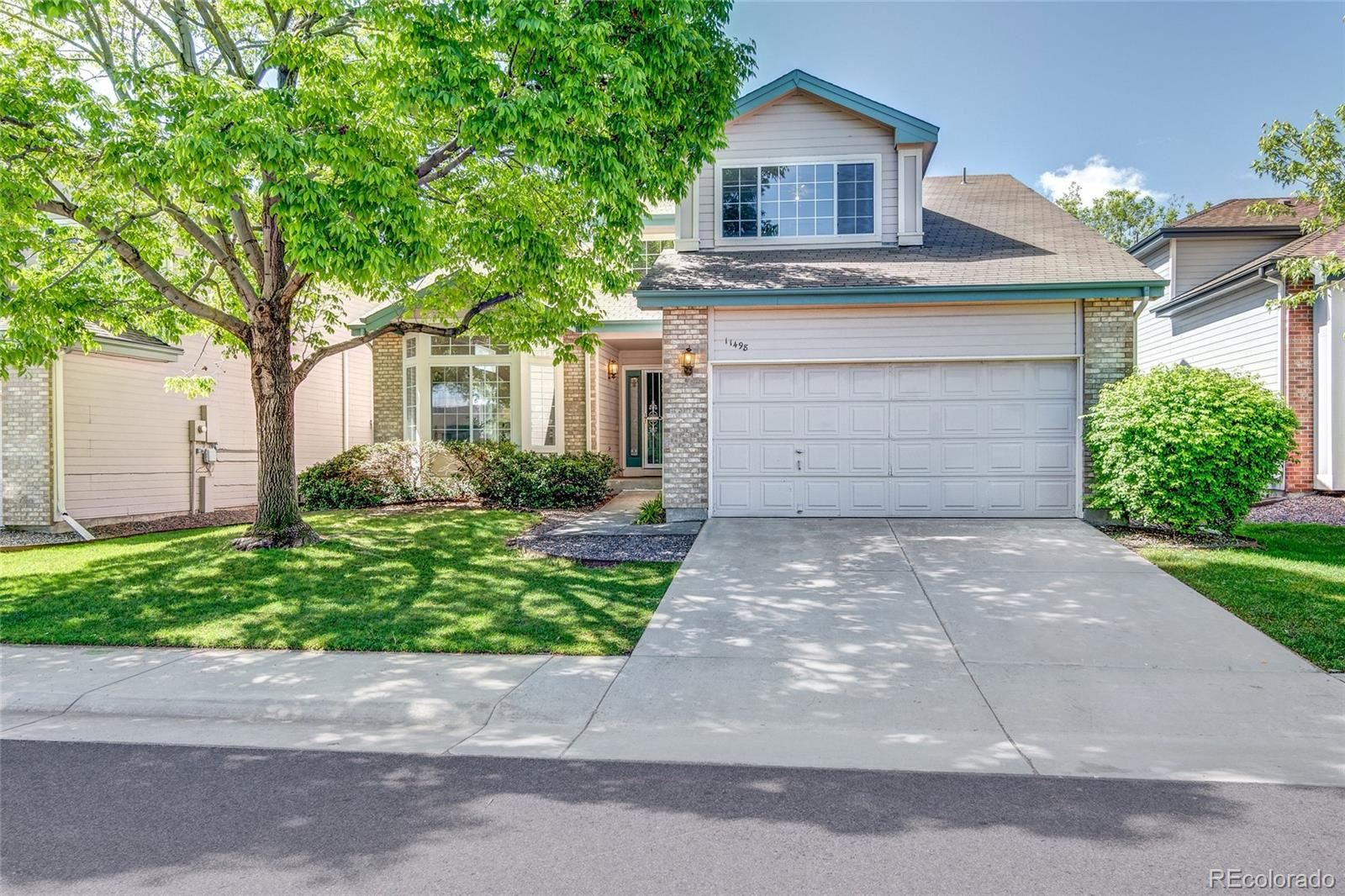 11498 E Baltic Place, Aurora, CO 80014 - #: 7231153