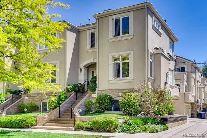 375  Josephine Street  D #D, Denver, CO 80206 - #: 3234155