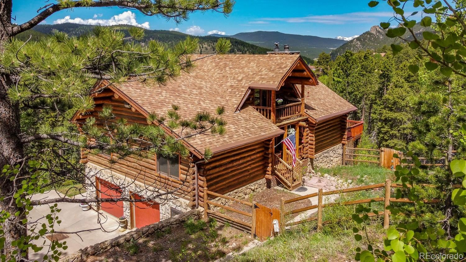 328 Bear Drive, Golden, CO 80403 - #: 5000155