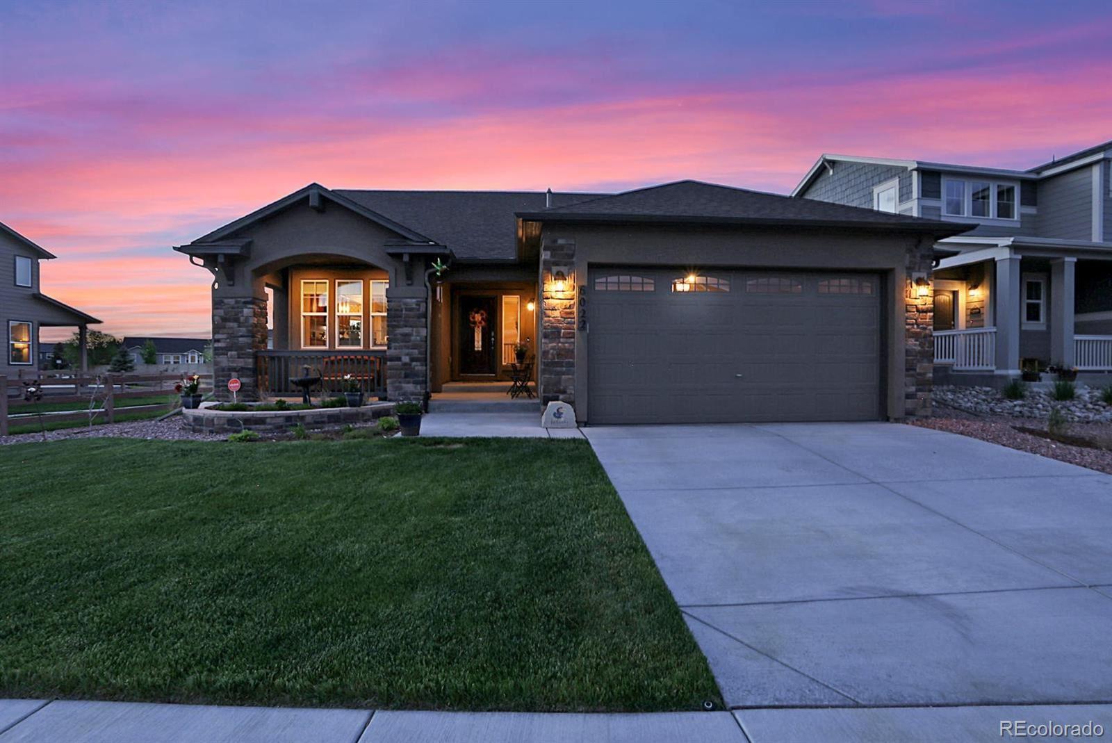 6022 Brennan Avenue, Colorado Springs, CO 80923 - #: 7894155