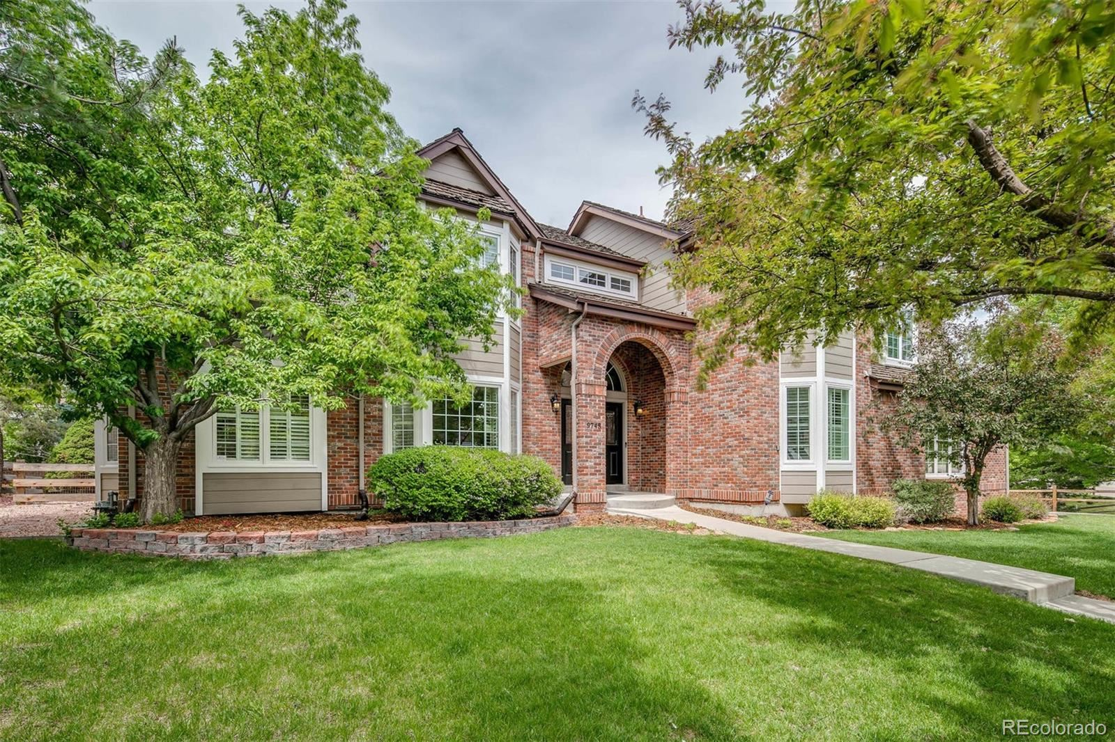 9745  Edgewater Place, Lone Tree, CO 80124 - #: 9857155