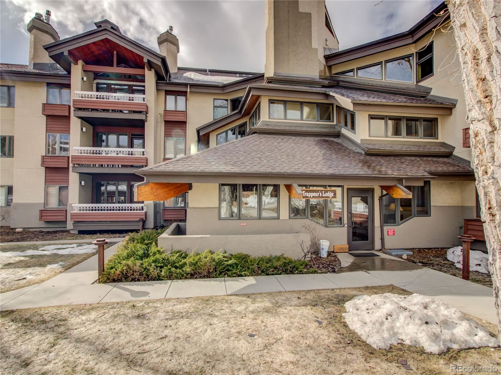 2800 Village Drive #1204, Steamboat Springs, CO 80487 - MLS#: 2316156