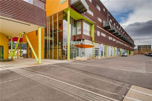 Photo of 3457 Ringsby Court #341, Denver, CO 80216 (MLS # 1801159)