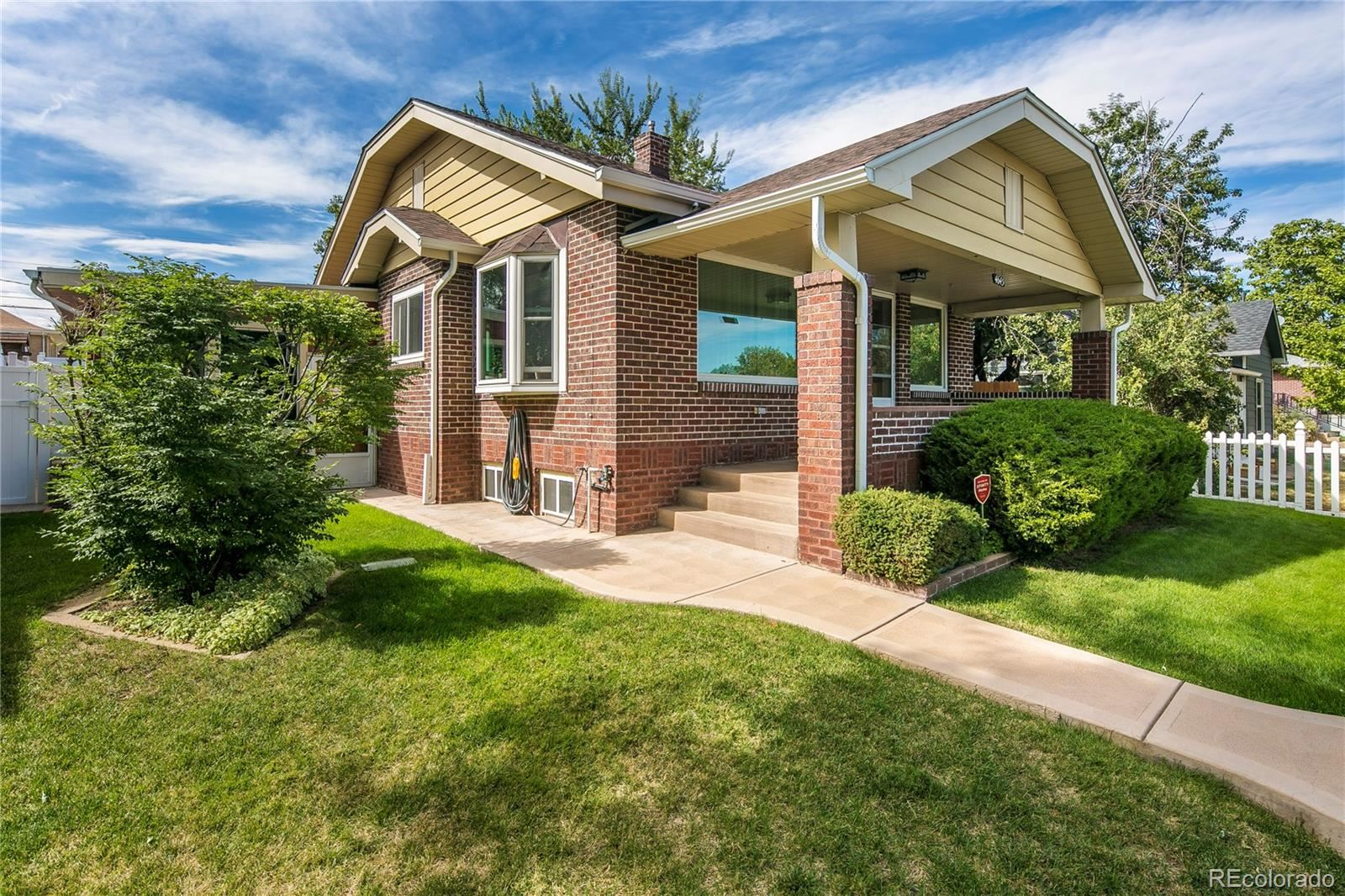 4645  Elm Court, Denver, CO 80211 - #: 7526161