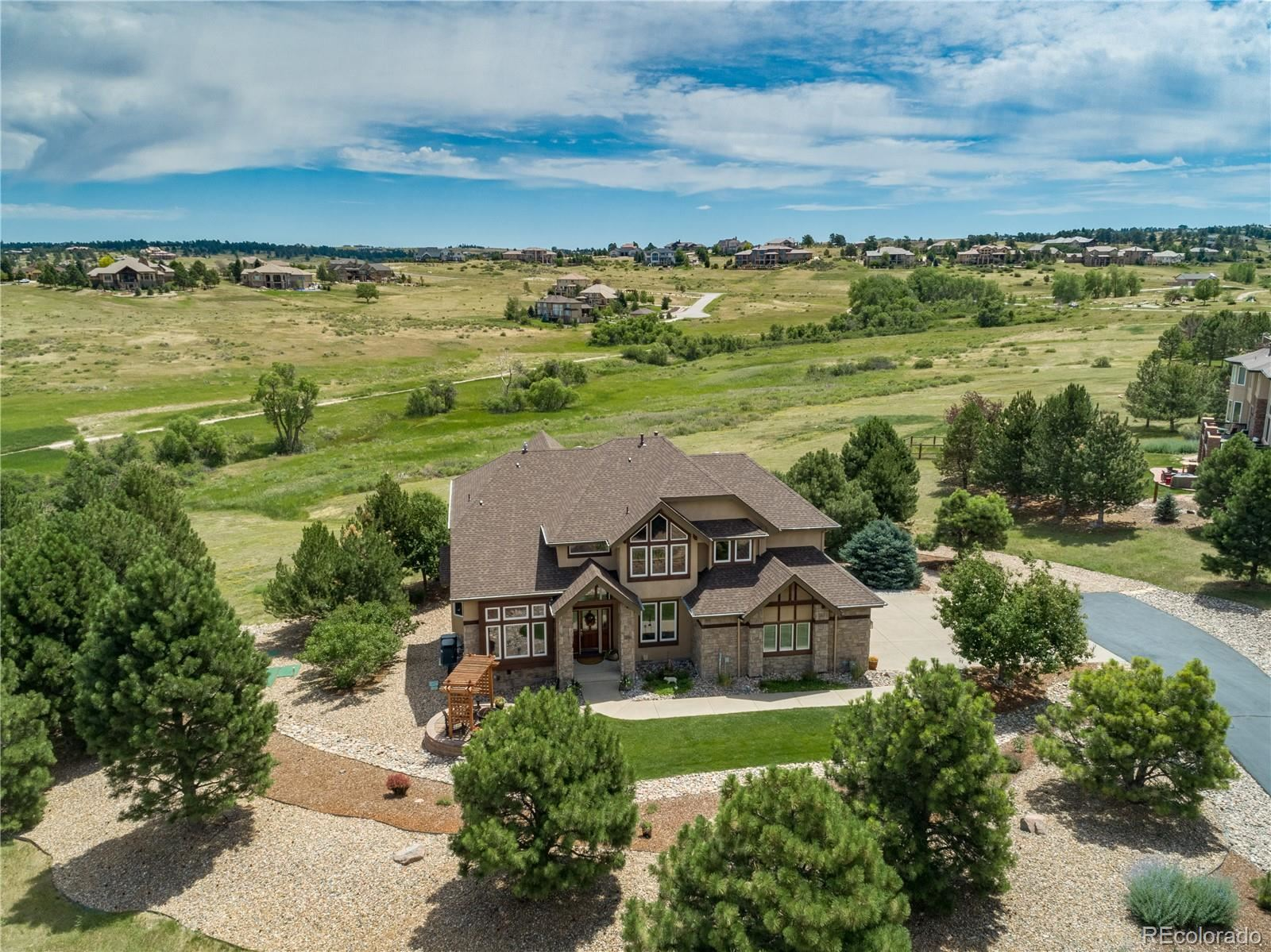 9708 Paperflower Drive, Parker, CO 80138 - #: 8569165