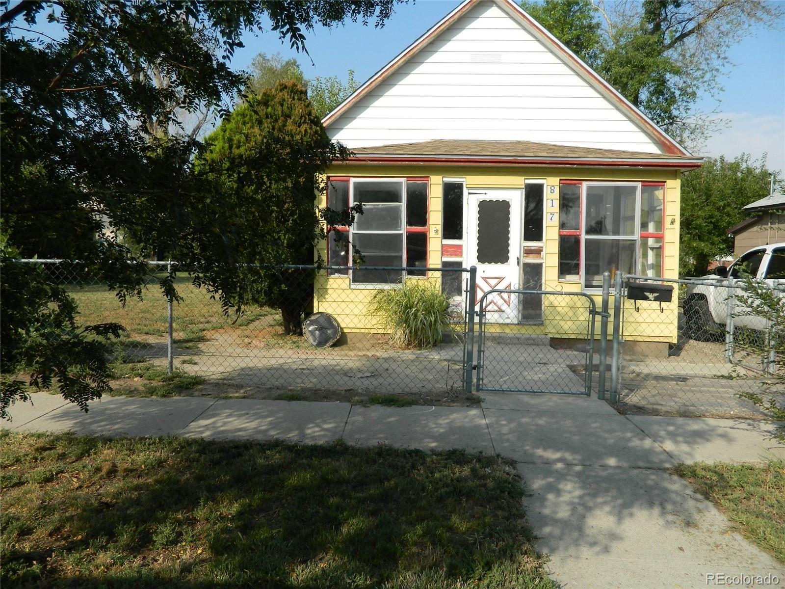 817 Ensign Street, Fort Morgan, CO 80701 - #: 9067166